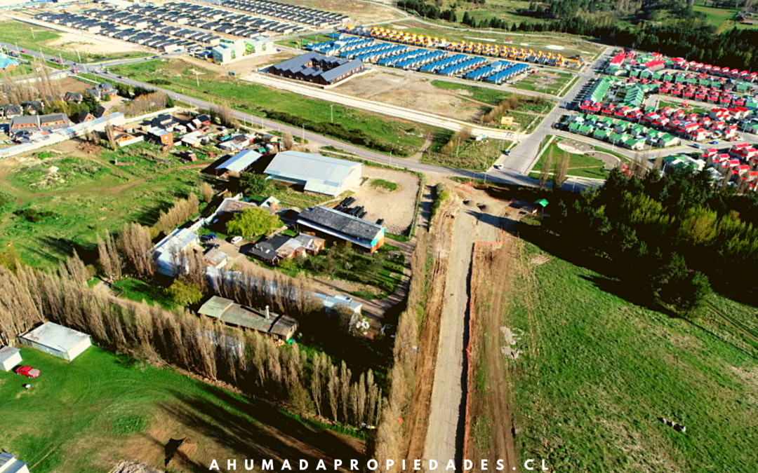 Se vende terreno, Coyhaique
